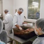Visite de la cuisine centrale
