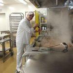 David Noblet, le nouveau chef de cuisine