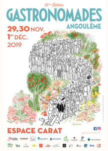 Gastronomades 2019 - Affiche