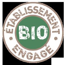 Label Etablissement Bio Engagé
